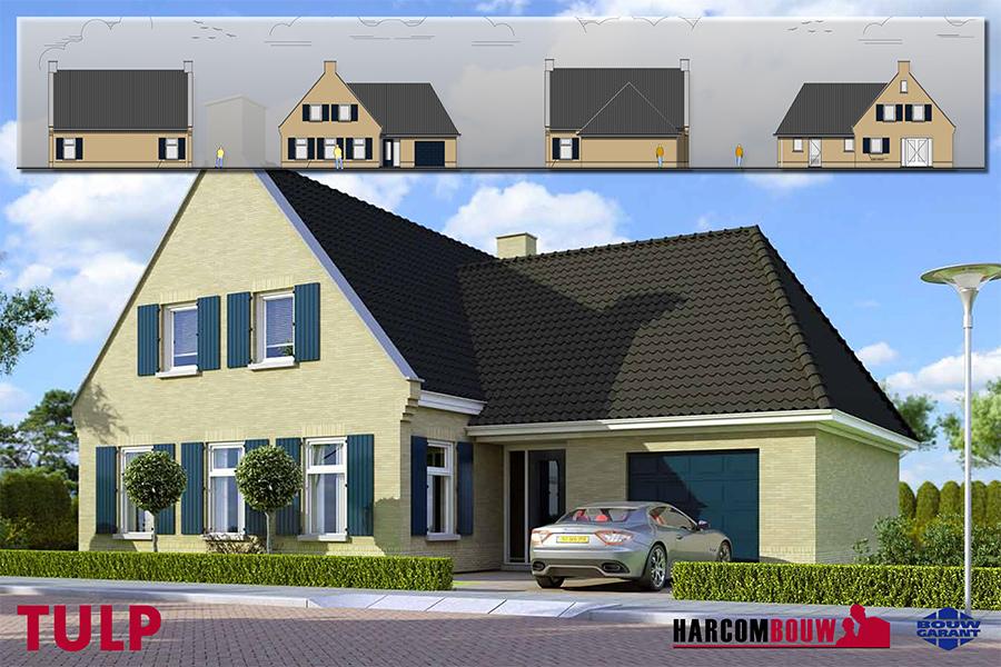 Tulp harcom bouw for Catalogus woning bouwen